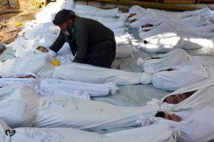 Išpuolis Sirijoje: žuvo per 30 vyriausybės karių ir džihadistų