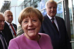 A. Merkel sulaukė kritikų paramos