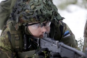 Estijos ir NATO karių pratybos šiemet – didesnės nei anksčiau