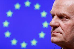 D. Tusko perrinkimas – stabilumo ženklas Europai?