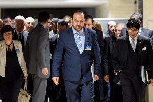 Sirijos opozicija atsisako svarstyti terorizmo klausimą
