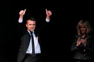Kas pirmauja Prancūzijos prezidento rinkimuose?