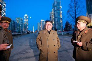 Šiaurės Korėja pajėgi surengti cheminę ataką?