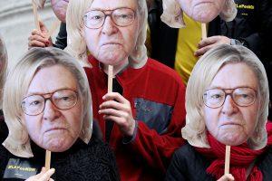 Jei M. Le Pen taps prezidente, prancūzai bagetes pirks už frankus?