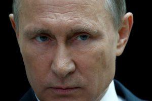 V. Putinas: JAV sankcijos apsunkins dvišalius santykius