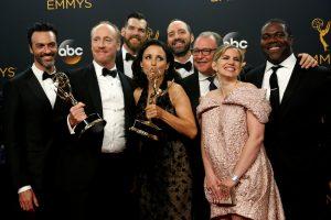 """Daugiausiai """"Emmy"""" nominacijų gavo """"Saturday Night Live"""" ir """"Westworld"""""""