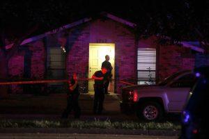 Per šaudynes Teksase žuvo mažiausiai aštuoni žmonės