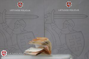 Policija ieško rastų pinigų savininko: gal jie jūsų?