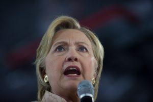 H. Clinton įsiutino kaltinimai korupcija: tai – absurdiška