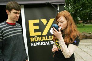Pasaulinę dieną be tabako Kaune – renginiai (programa)
