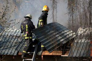 Ugniagesiai: Rokiškio rajone žuvusio vyro gyvybę galėjo išgelbėti detektorius