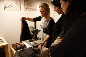 Šiauliuose atidarytos vienintelės Lietuvoje odininko dirbtuvės