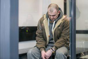 Kodėl įtariamas darbdavio žudikas iš Ukrainos pakeitė parodymus?