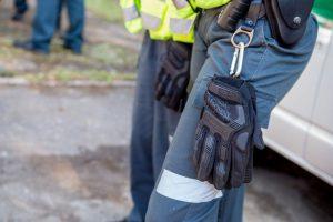 Dėl smurto netinkamai reagavusi policininkė sulaukė teismo verdikto