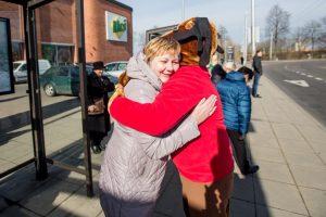 Kaunas švenčia Tarptautinę laimės dieną