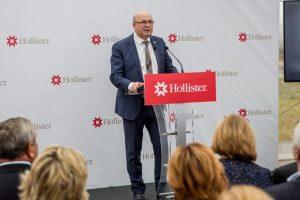 """""""Hollister"""" visu pajėgumu Kaune tikisi dirbti jau 2025-aisiais"""