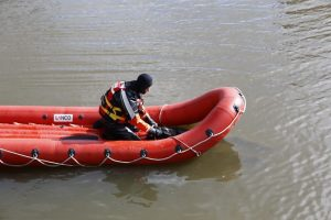 Nevėžio upė Panevėžyje pasiglemžė moters gyvybę