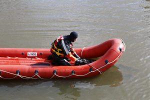 Alytaus rajone iššokęs iš valties ežere nuskendo žmogus