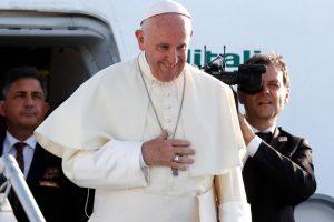 Popiežiaus vizitas į Lietuvą valstybei kainuos apie 1,75 mln. eurų