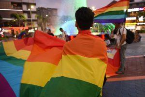 Neapykantos proveržis Australijoje: gėjų klube į lubrikantą pripilta rūgšties