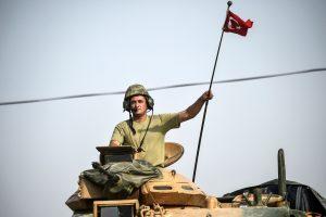Sirijos apgulčiai Turkija ruošėsi net dvejus metus