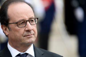 Prancūzijos prezidentas: būkime budrūs dėl grįžtančių iš Irako džihadistų