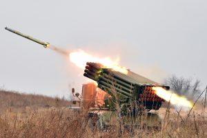 Džihadistų taikiniai Sirijoje sulaukė Rusijos smūgių