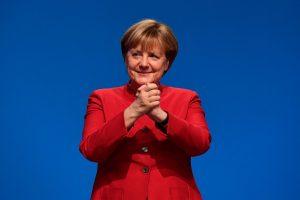 A. Merkel atstovaus savo partijai prezidento rinkimuose