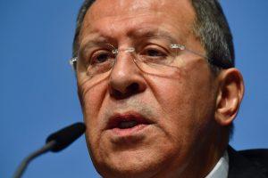Rusija: atakos Alepe vyks, kol jame bus banditų