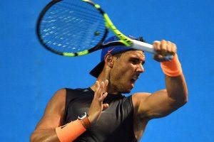 R. Nadalis pergalingai startavo Brisbeno čempionate