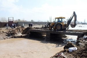 Per staigų potvynį Irane žuvo 11 žmonių