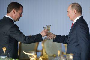 Svajonės apie Rusijos žlugimą neišsipildys?