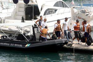 Dvi laivų avarijos Brazilijoje nusinešė mažiausiai 43 gyvybes