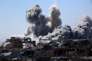 Sirijoje nukauti keturi džihadistų lyderiai