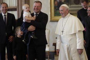 Žinia prieš popiežiaus vizitą Lietuvoje: tai raginimas nusimesti nusivylimo jungą