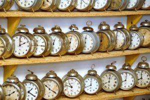 Laiko keitimas: žalos daugiau nei naudos