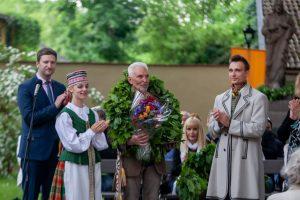 """Vilniuje vyks """"Poezijos pavasario"""" uždarymas"""
