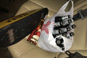 Taksi vairuotojai – mobilūs alkoholio tiekėjai