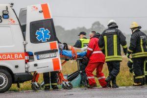 Šią savaitę eismo nelaimėse neišvengta aukų – žuvo pėsčiasis