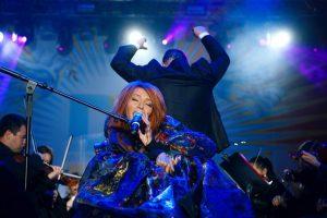 """Ukraina laikosi savo: dėl rusės dalyvavimo """"Eurovizijoje"""" sprendimo nekeis"""