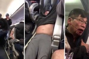Iš JAV lėktuvo jėga ištemptas keleivis sulaukė atsiprašymo