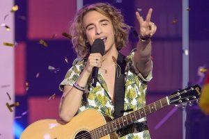 """""""Eurovizijoje"""" ispanas atliks savo kūrybos dainą"""