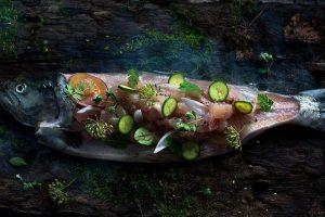 Maisto fotografas: nuotraukose matomi patiekalai nėra tokie sudėtingi, kaip atrodo
