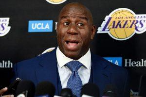 M. Johnsonui 50 tūkst. JAV dolerių baudą skyrusi NBA siunčia žinutę klubų vadovams