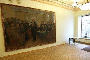 Nepriklausomybės Lietuvai reikalavimai 1918-aisiais – ir Peterburge, ir Niujorke
