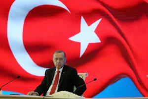 Keturios turkų partijos susivienijo, kad mestų iššūkį R. T. Erdoganui