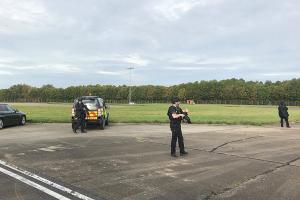 """Apie sprogmenį """"Ryanair"""" lėktuve pranešęs įtariamasis – sulaikytas"""
