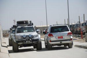 Vyriausybė nurašė lietuvių karių Afganistane naudotus visureigius