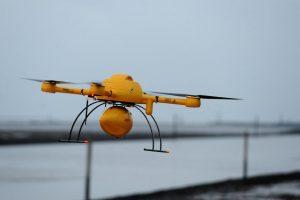 Vyriausybė tarsis dėl galimybės numušti bepilotes skraidykles