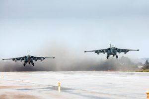 Sirijos kariuomenė skelbia numušusi Izraelio karinius orlaivius